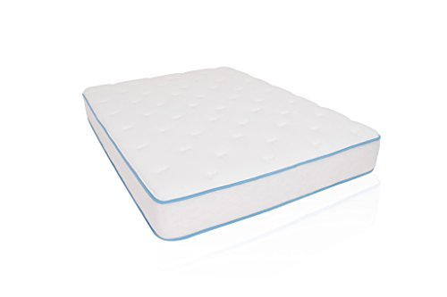 "Arctic Dreams 10"" Cooling Gel Mattress Made in the USA"