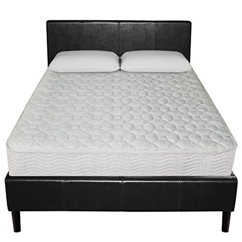 Sleep Master Pocketed Spring 8 Inch Classic Mattress Twin