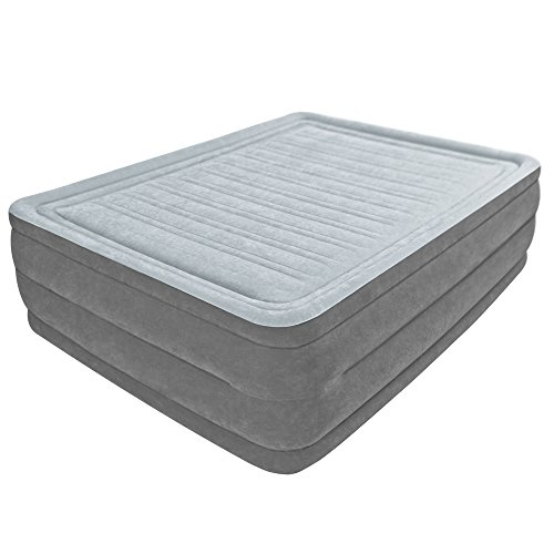 Intex fort Plush Elevated Dura Beam Airbed Bed Height