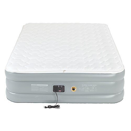 Coleman Premium Pillowtop SupportRest with Built In Pump